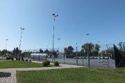 Aikštynas prie Utenos daugiafunkcio sporto centro