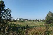 Vaizdas nuo Ąžuolijos mikrorajono pusės