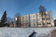 Utenos kolegijos pastatas