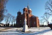 Kristaus Žengimo į dangų bažnyčia