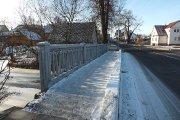 Tiltas per Viešos upelį