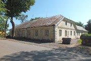 Užpalių dvaro rūmai pastatyti 1802 metais